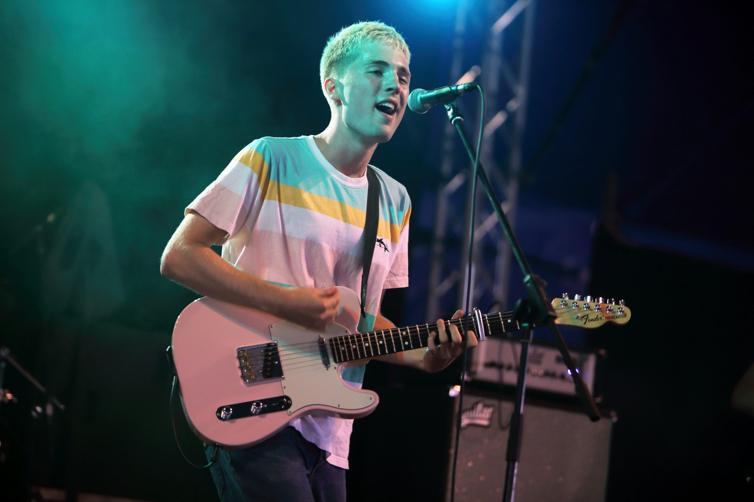 Will Joseph Cook: El indie pop inocente que te hará regresar a la juventud