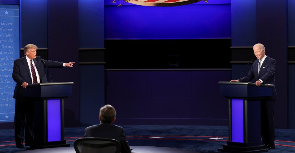 will-you-shut-up-biden-trump-callate-video-debate-interrupciones-estados-unidos