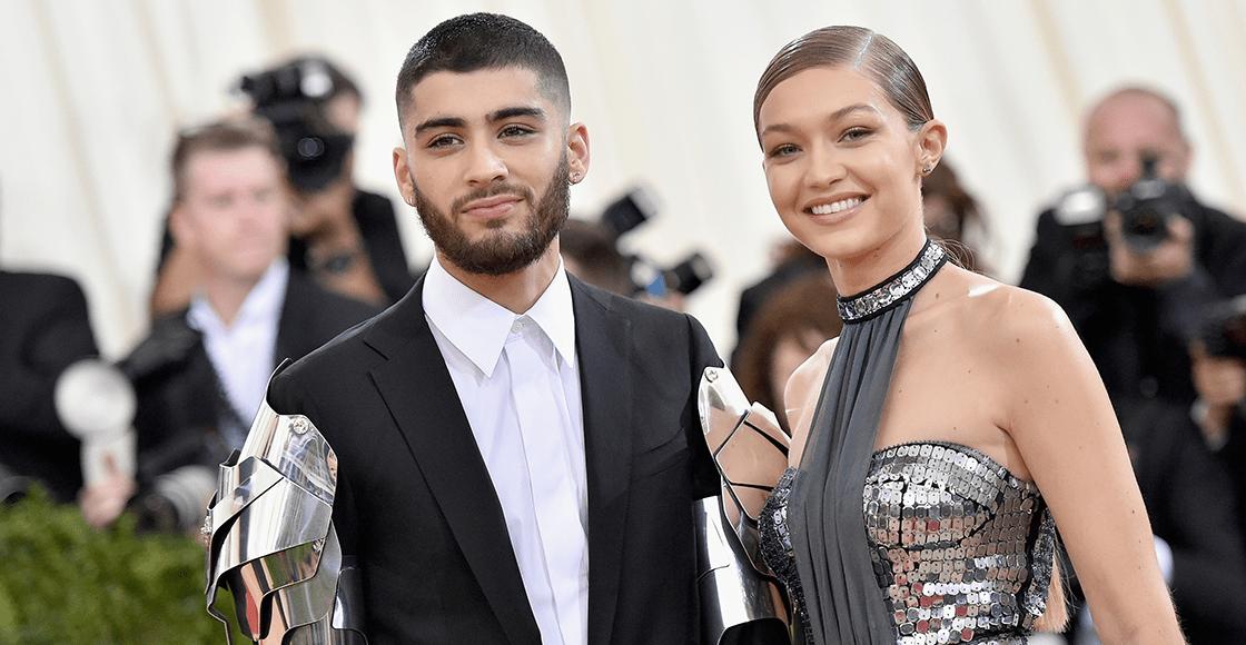 Fíjate, Paty: Zayn Malik y Gigi Hadid le dan la bienvenida a su primera hija