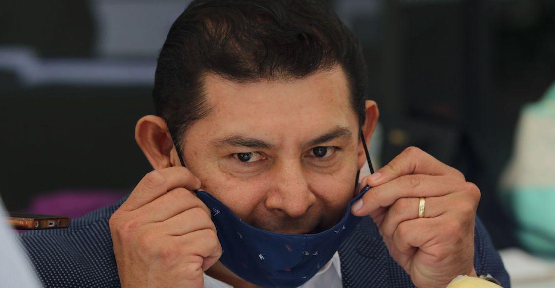 Alejandro-armenta-fideicomisos-senado-coronavirus