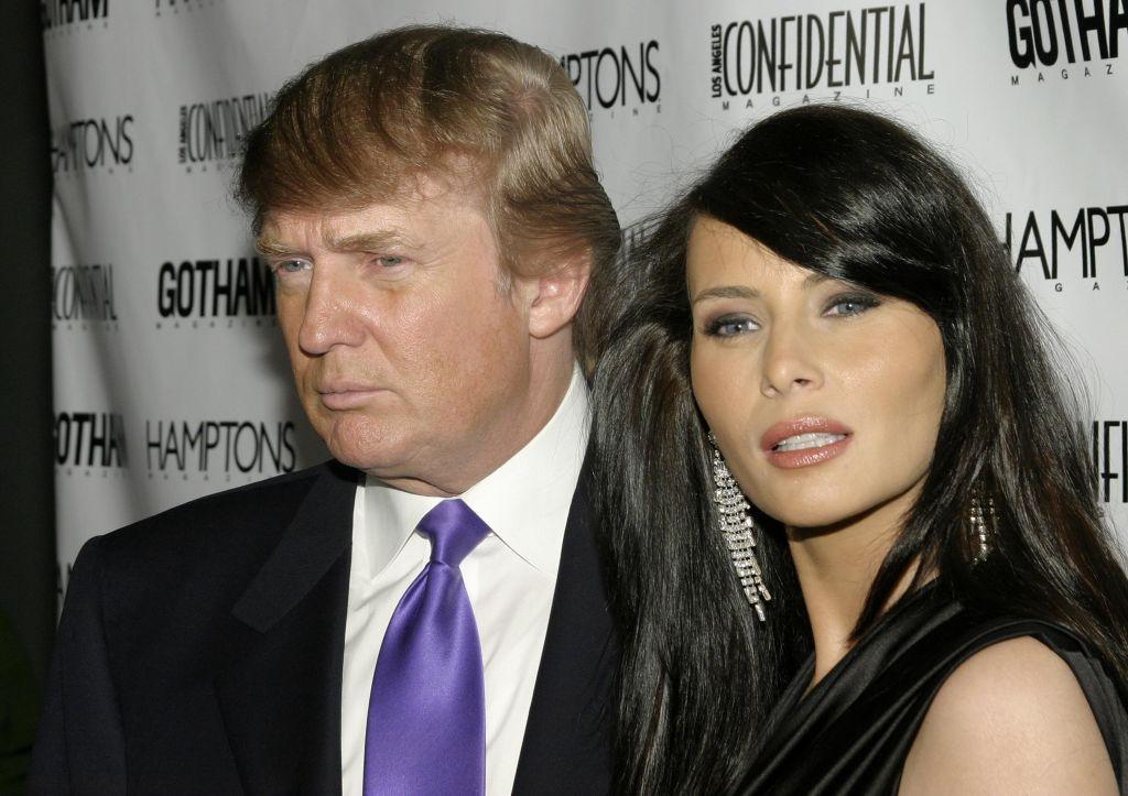 Donald-Trump-melania-trump