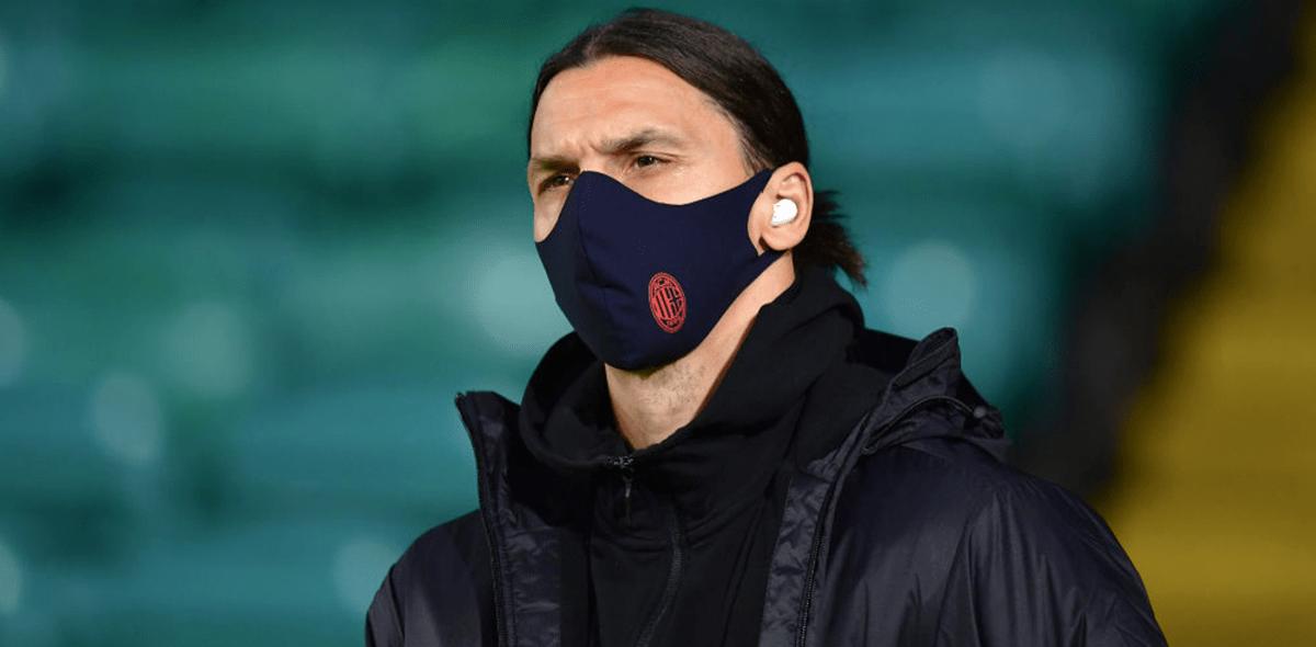 """""""Yo gané pero tú no eres Zlatan"""": El mensaje de Ibrahimovic para hacer conciencia sobre el coronavirus"""