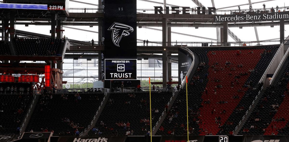 "Falcons vs Vikings ""en peligro"" tras confirmarse un caso de coronavirus en Atlanta"