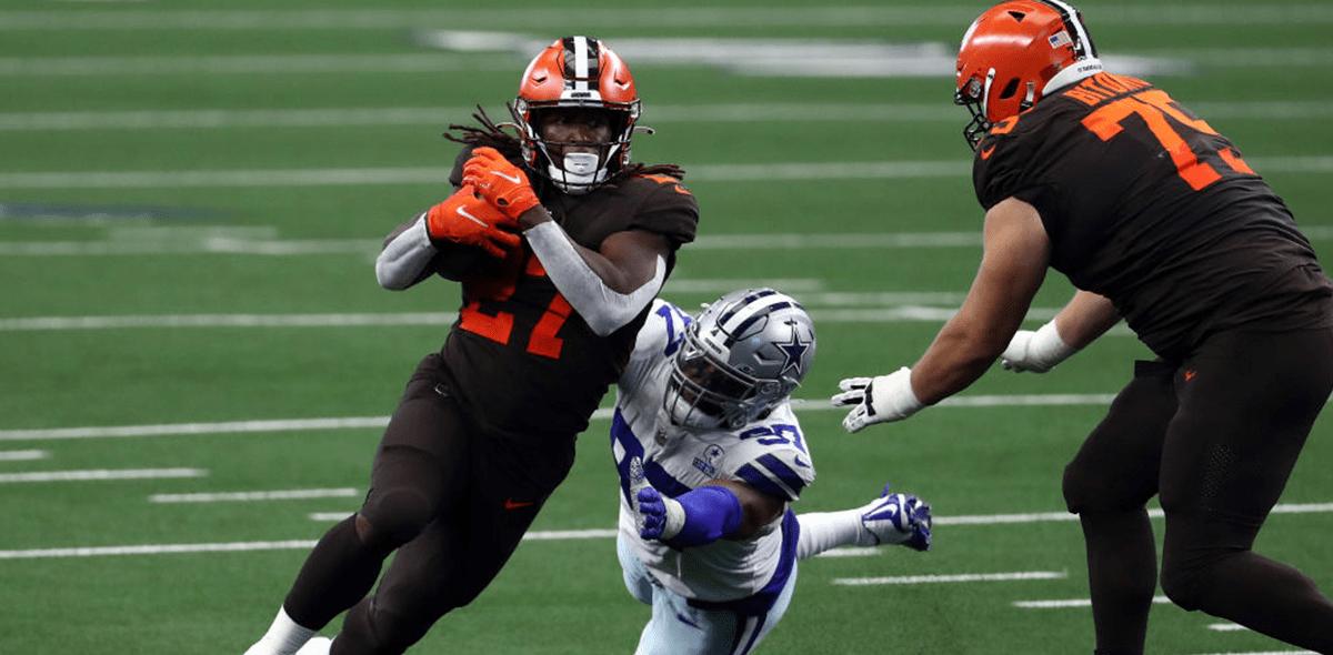 Directo al Fantasy: Nick Chubb se perdería al menos seis semanas con los Browns