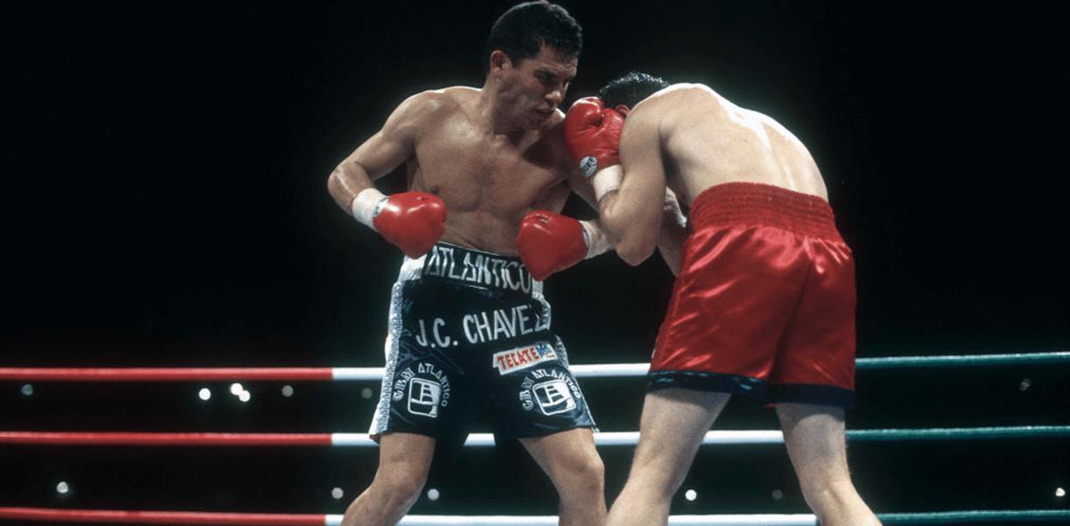 La carrera y el retiro de Julio César Chávez
