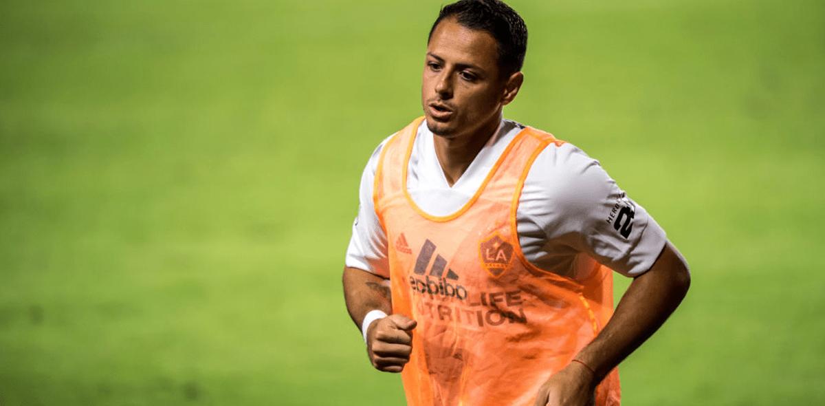 Hoy en las Antipromesas: 'Chicharito' y el otro jugador que llegó al Galaxy