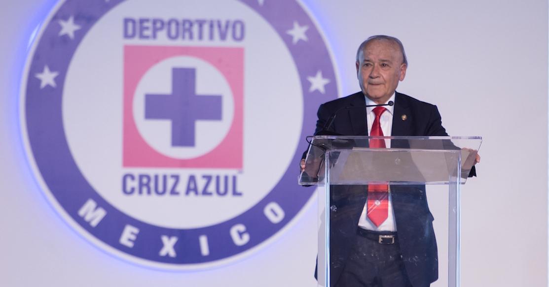 Legalmente se terminó la era de Billy Álvarez en Cruz Azul y hay nuevos presidentes