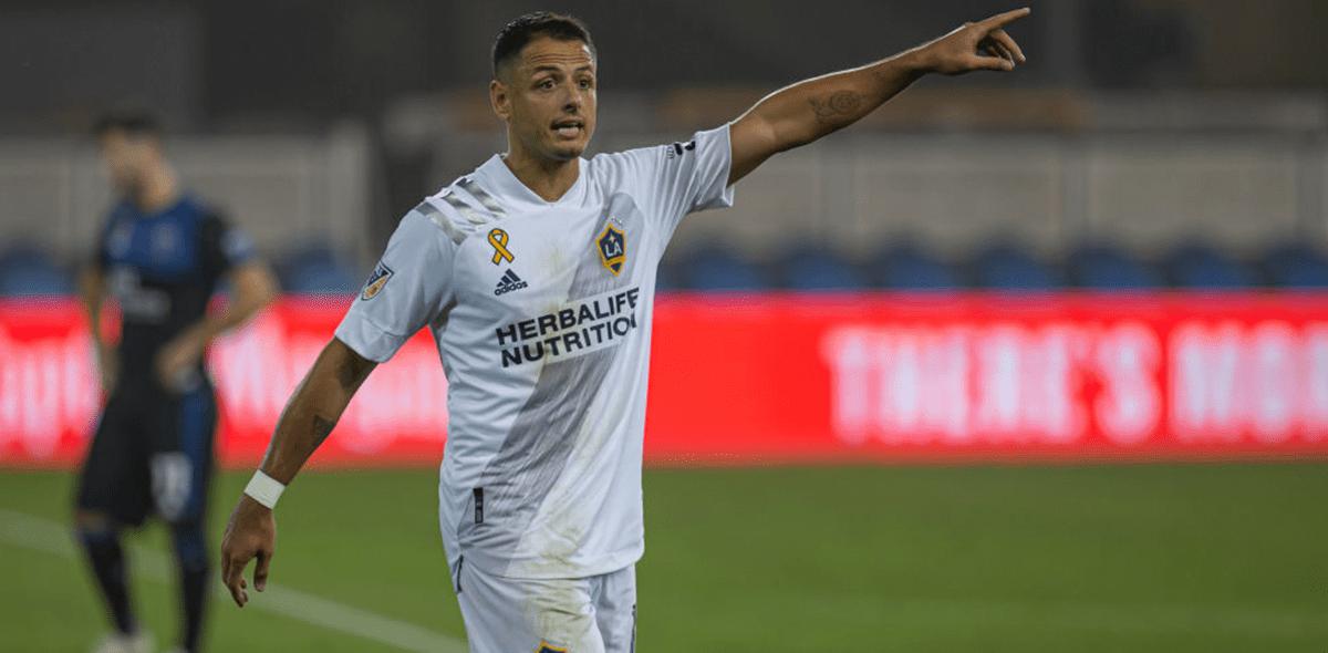 Hoy en las Antipromesas: Chicharito y el otro jugador que llegó al Galaxy