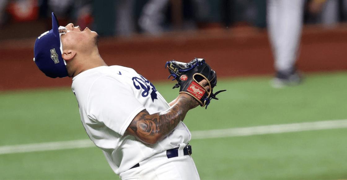 Orgullo mexicano: Los récords que aún puede conseguir Julio Urías en la Serie Mundial