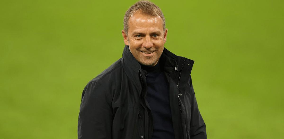 UEFA nombró a Hans Flick el entrenador del año