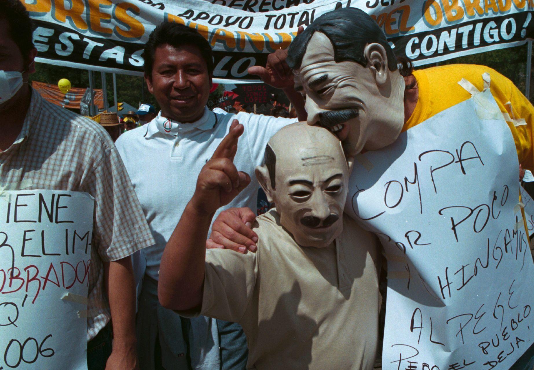 Vicente Fox y salinas e Gortari