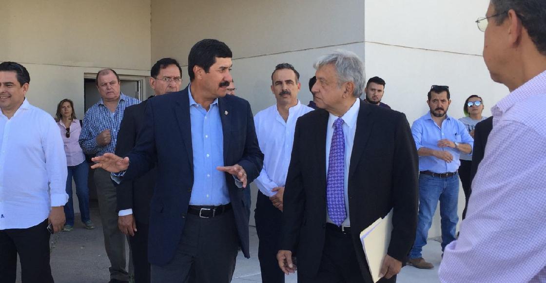 Alianza Federalista critica a AMLO por excluir a Javier Corral de su gira por Chihuahua