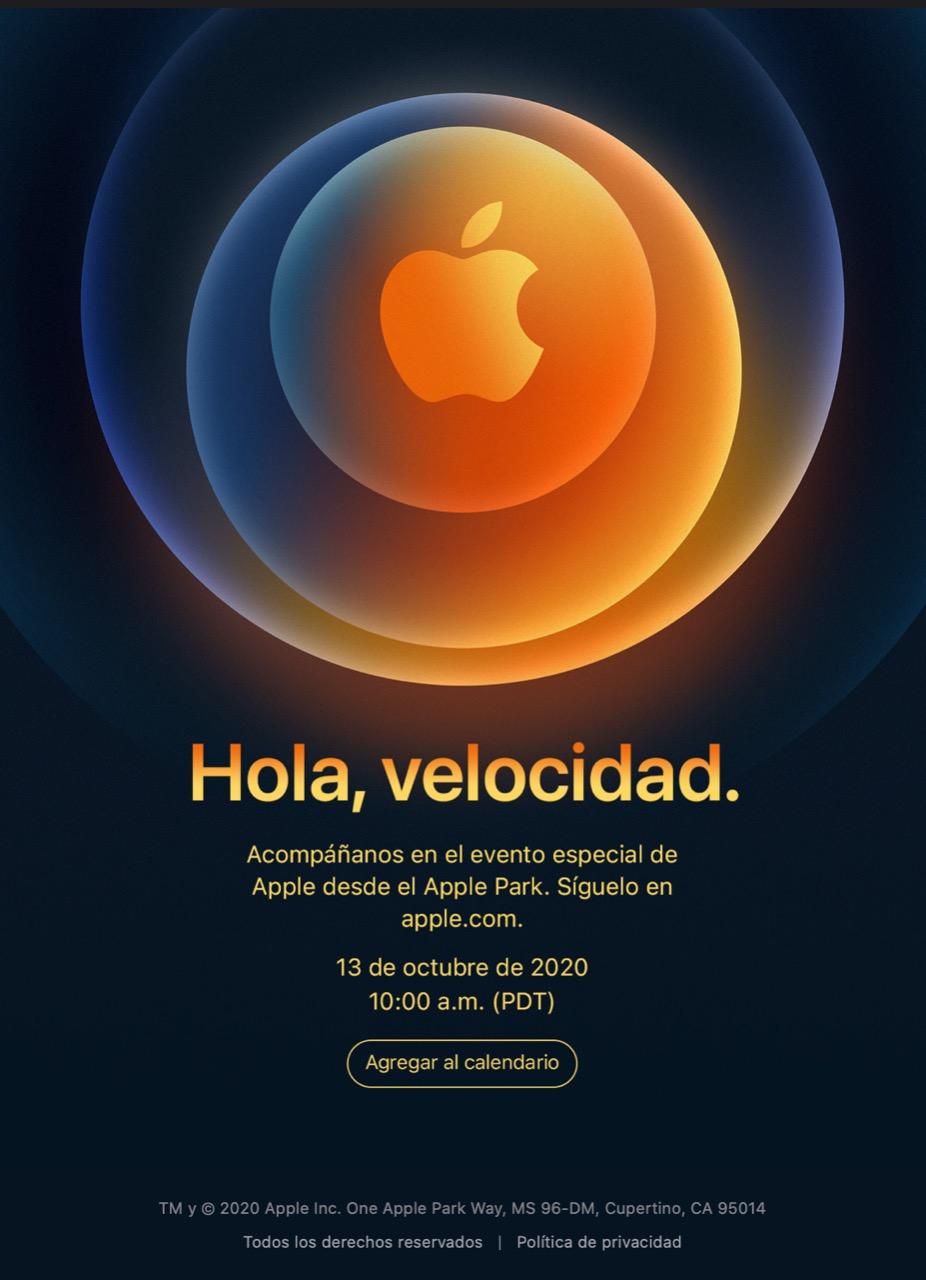 ¿Ahora sí llega el iPhone 12? Apple anuncia un nuevo evento y esto es todo lo que podrían revelar