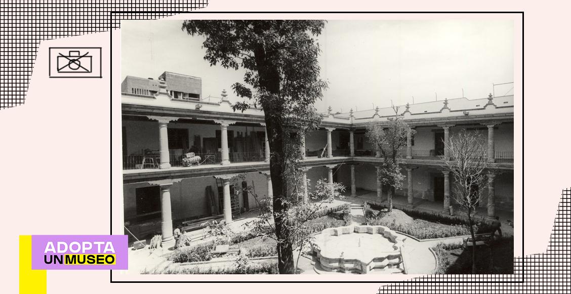Esta es la historia de la arquitectura del Museo Franz Mayer