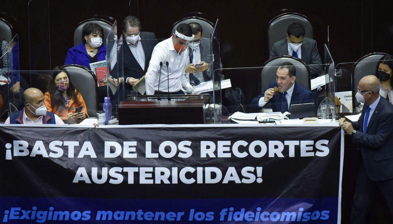 Arturo Herrera comparecencia diputados