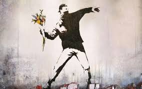 Ganksy: The artificial intelligence that hacks Banksy's works