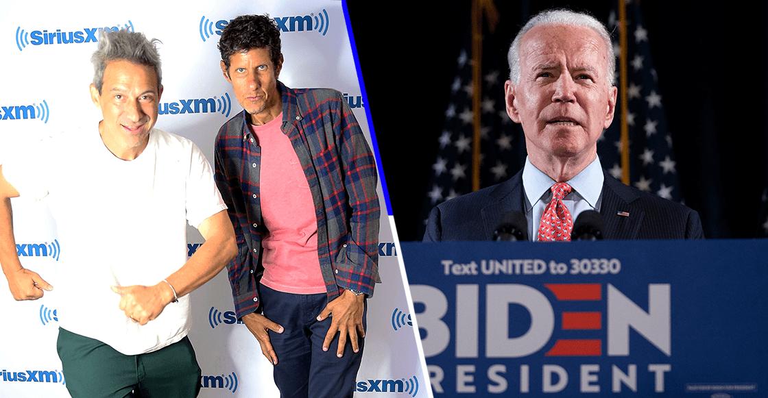 """Beastie Boys le dan permiso a Joe Biden para usar """"Sabotage"""" en un spot de campaña"""