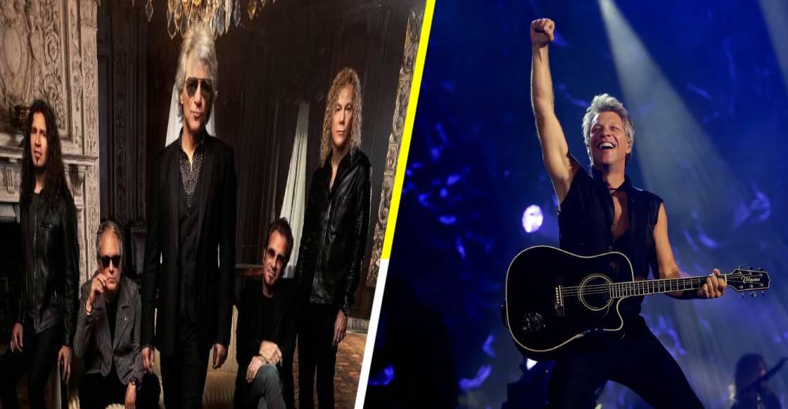 Bon Jovi estrena álbum '2020' denunciando la injusticia social