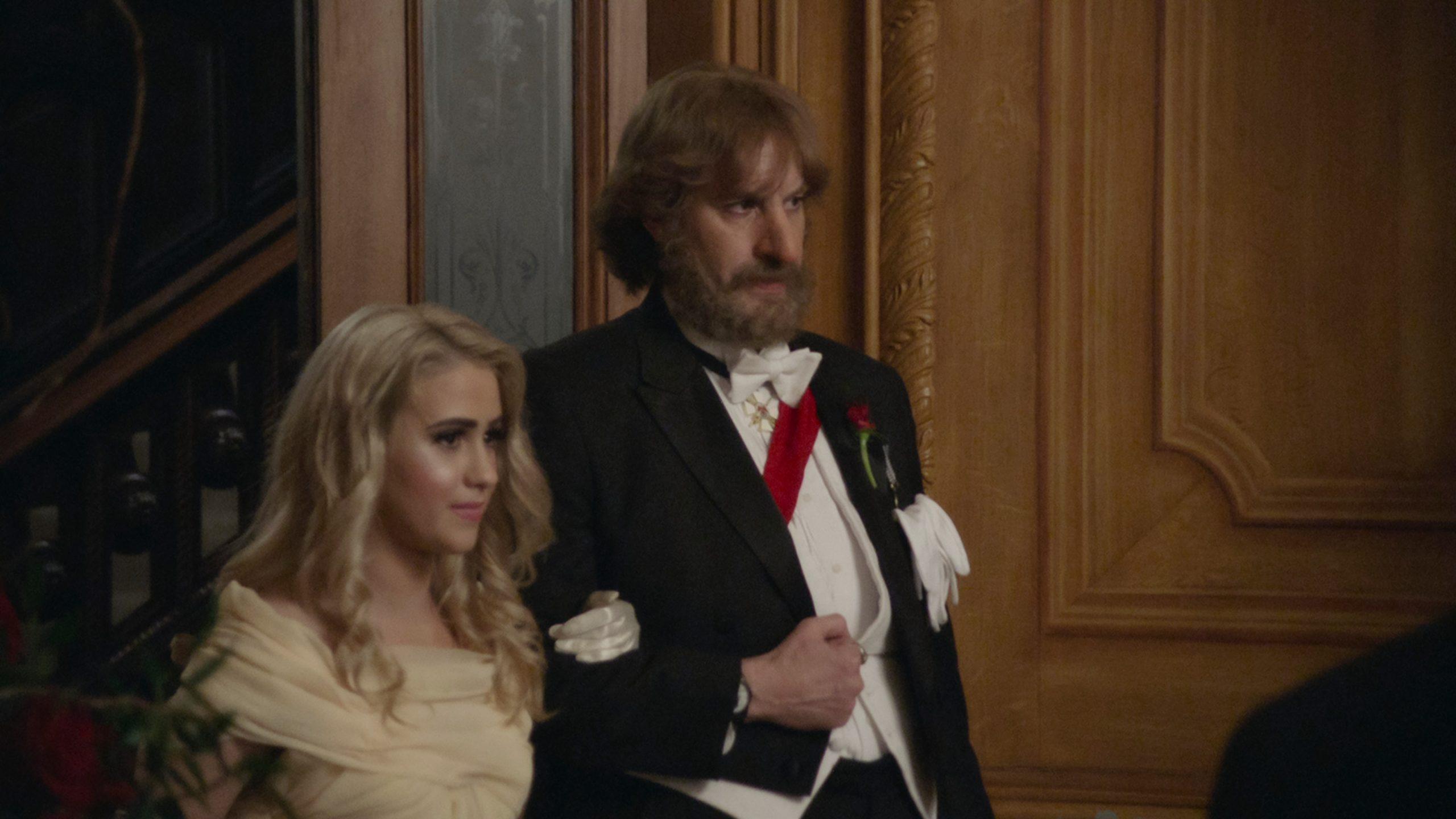 ¿Quién es Maria Bakalova, la actriz que interpreta a la hija de Borat?