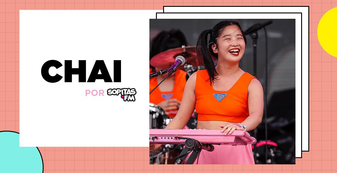 CHAI: La banda de chicas que quieren llenar al mundo de buena vibra con punk pop