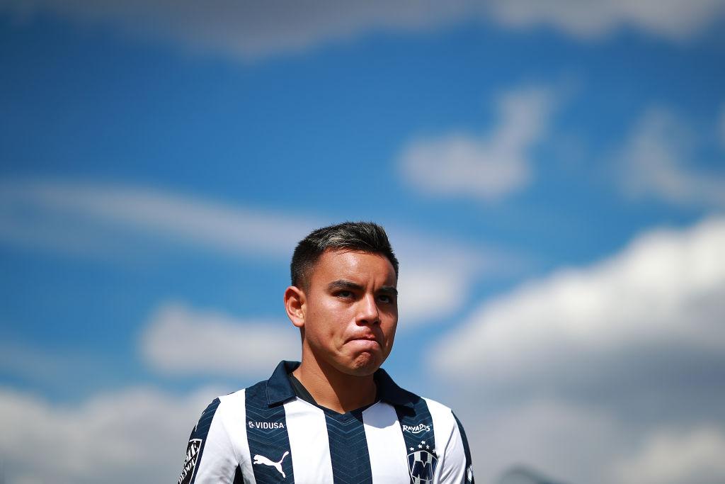 Charly Rodríguez es baja de la Selección Mexicana tras dar positivo a coronavirus