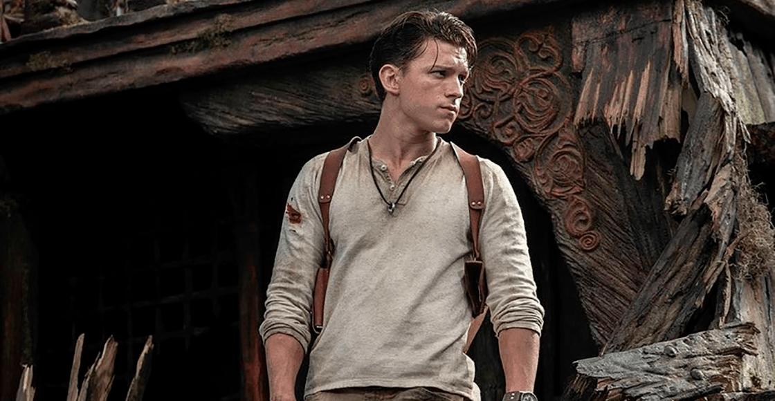 ¡Espectacular! Checa la primera imagen de Tom Holland como Nathan Drake en 'Uncharted'