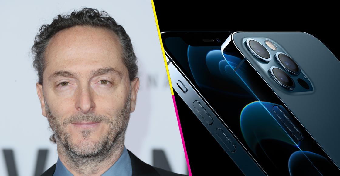 Chivo Lubezki presenta el nuevo iPhone 12 Pro