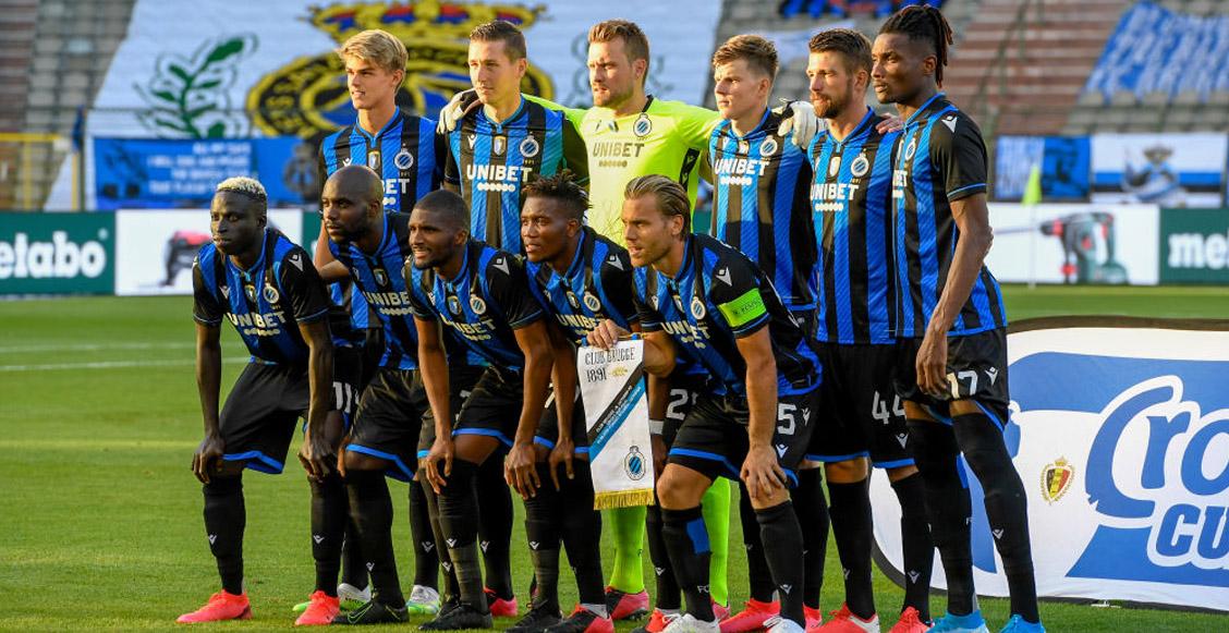 Club Brujas empató Zenit Champions League