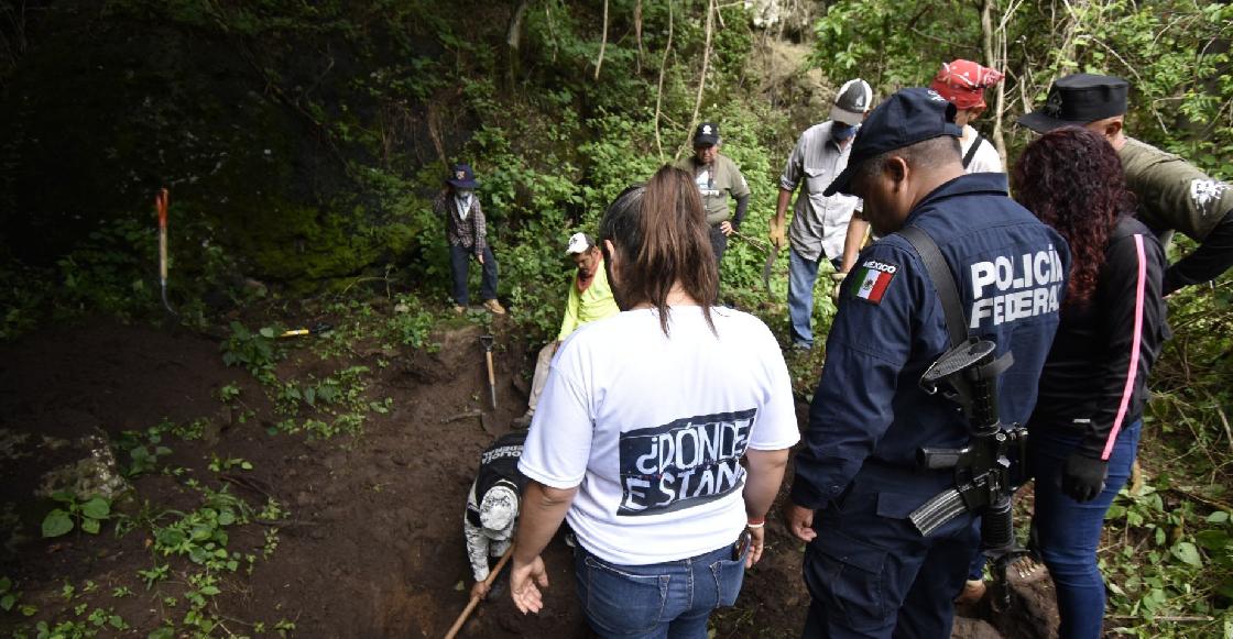 Comisión de Búsqueda en Guanajuato volvió a enterrar restos humanos sin avisar a la Fiscalía, denuncia colectivo