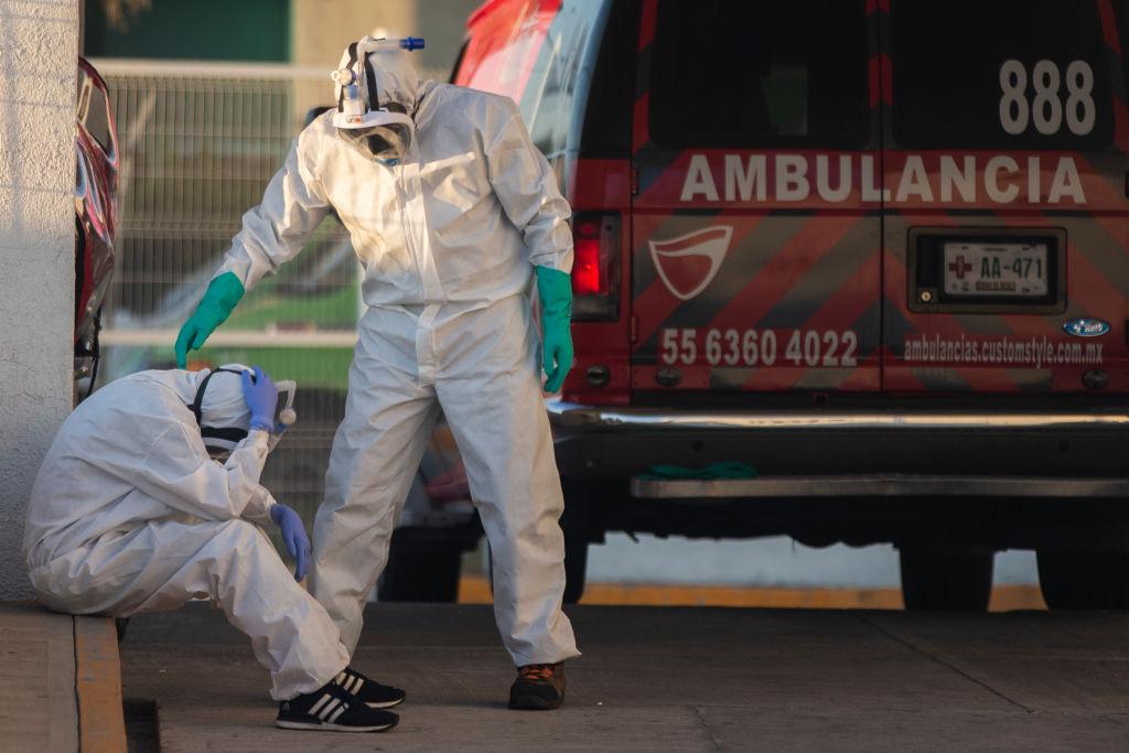 Octubre presenta un repunte de casos confirmados por COVID-19 en México