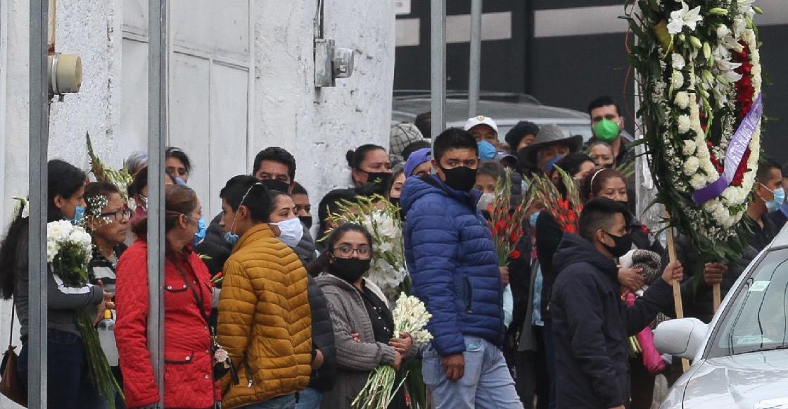 Repunte de coronavirus en México: Se confirman 6 mil nuevos contagios en 24 horas