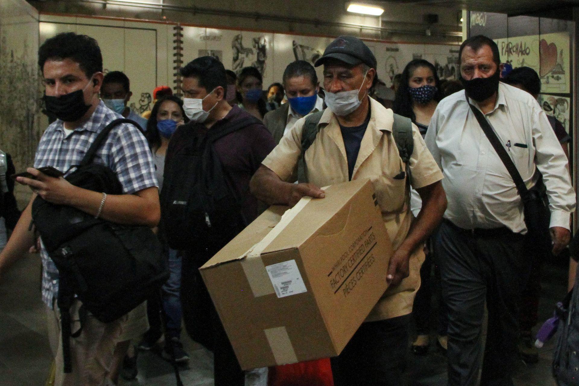 México confirmó primer caso de persona infectada con COVID-19 e Influenza AH1N1