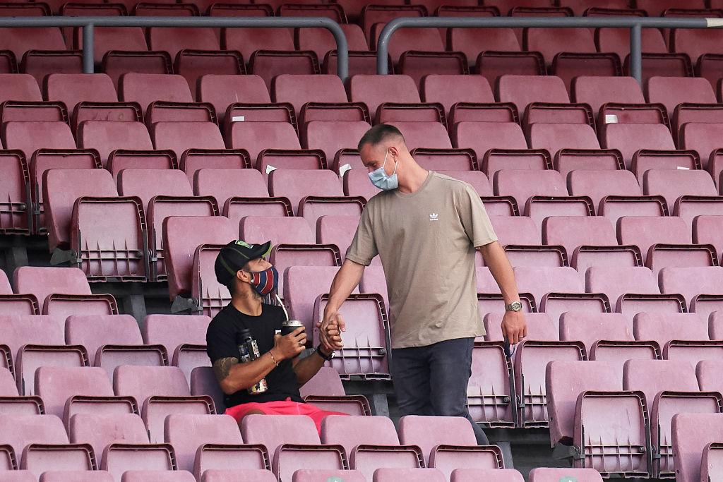 ¿Cuándo regresa Marc-André Ter Stegen a la portería del Barcelona?