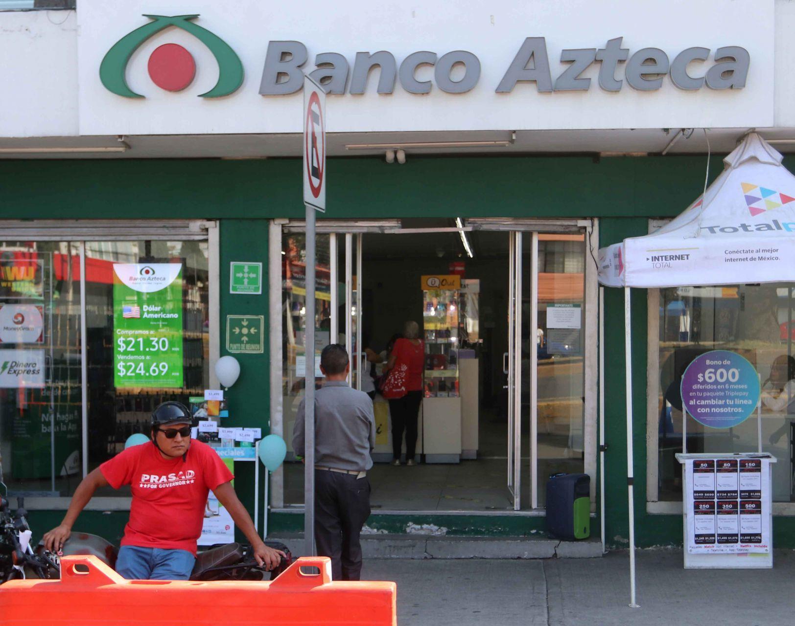 Cuñada de Ebrard maneja recursos mexicanos en Honduras por medio de Banco Azteca