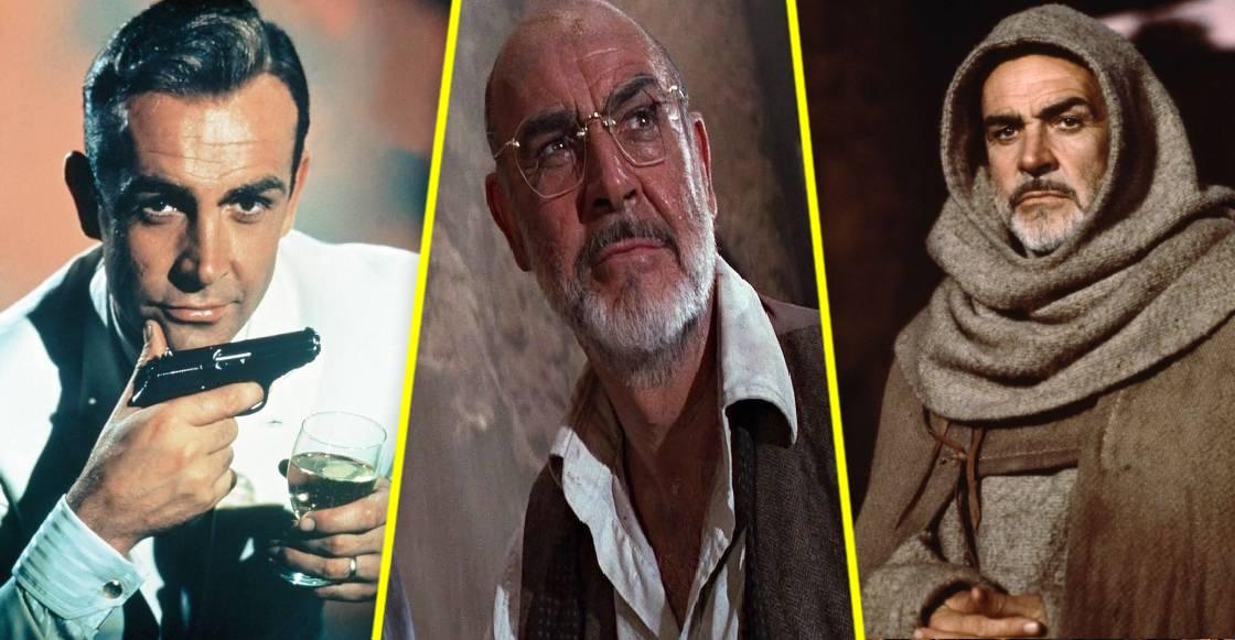 Curiosidades para despedir a Sean Connery, el mejor James Bond
