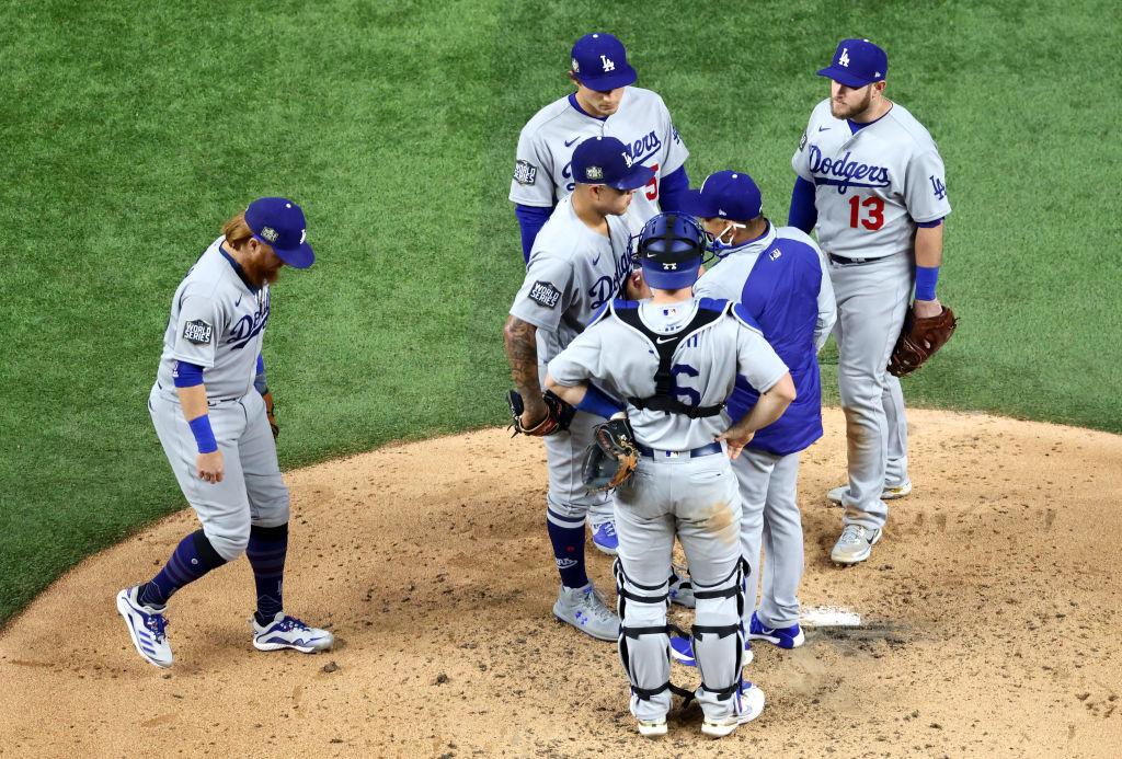 Dodgers cuarto juego Serie Mundial