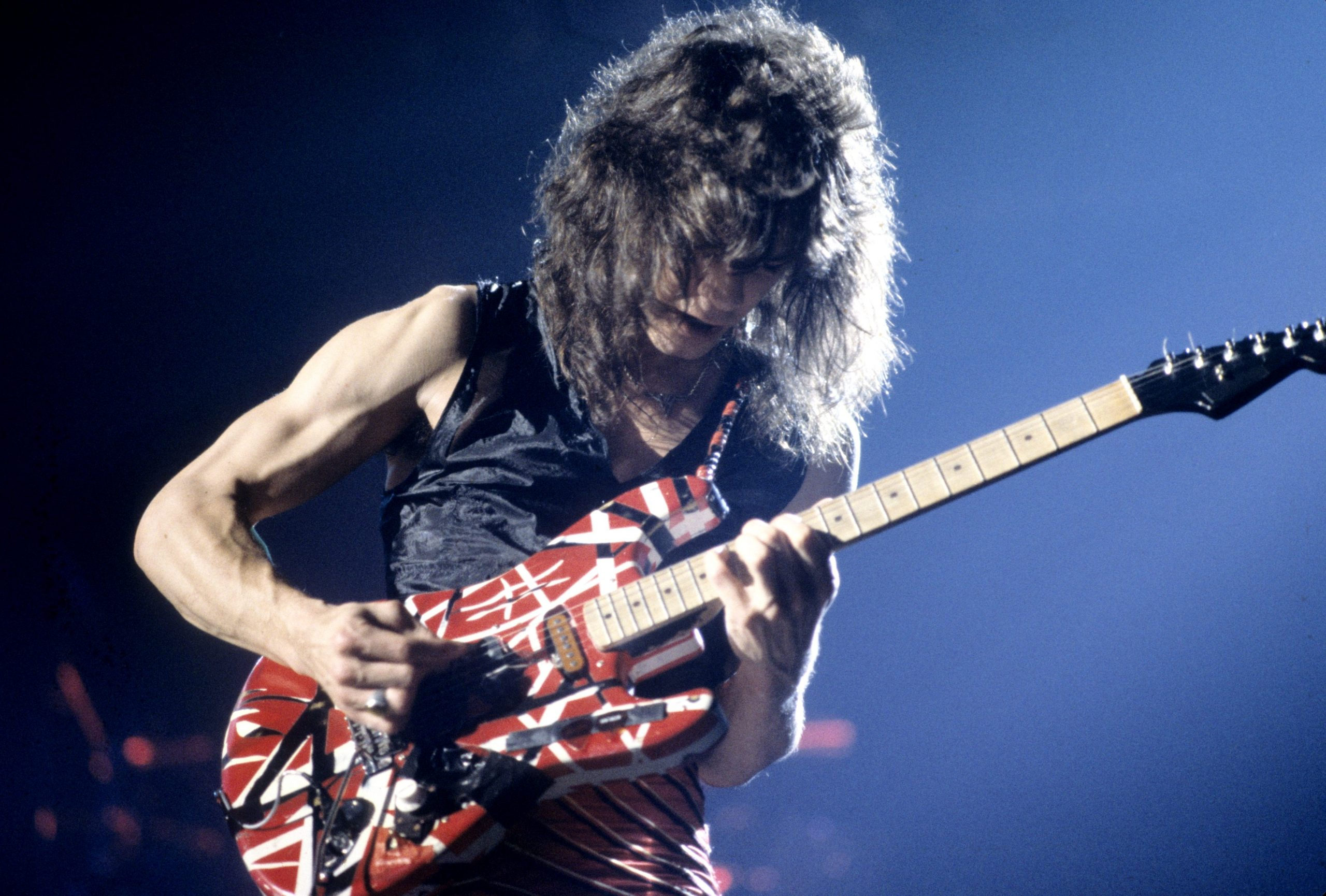 Frankenstrat: Esta es la historia de la curiosa guitarra de Eddie Van Halen