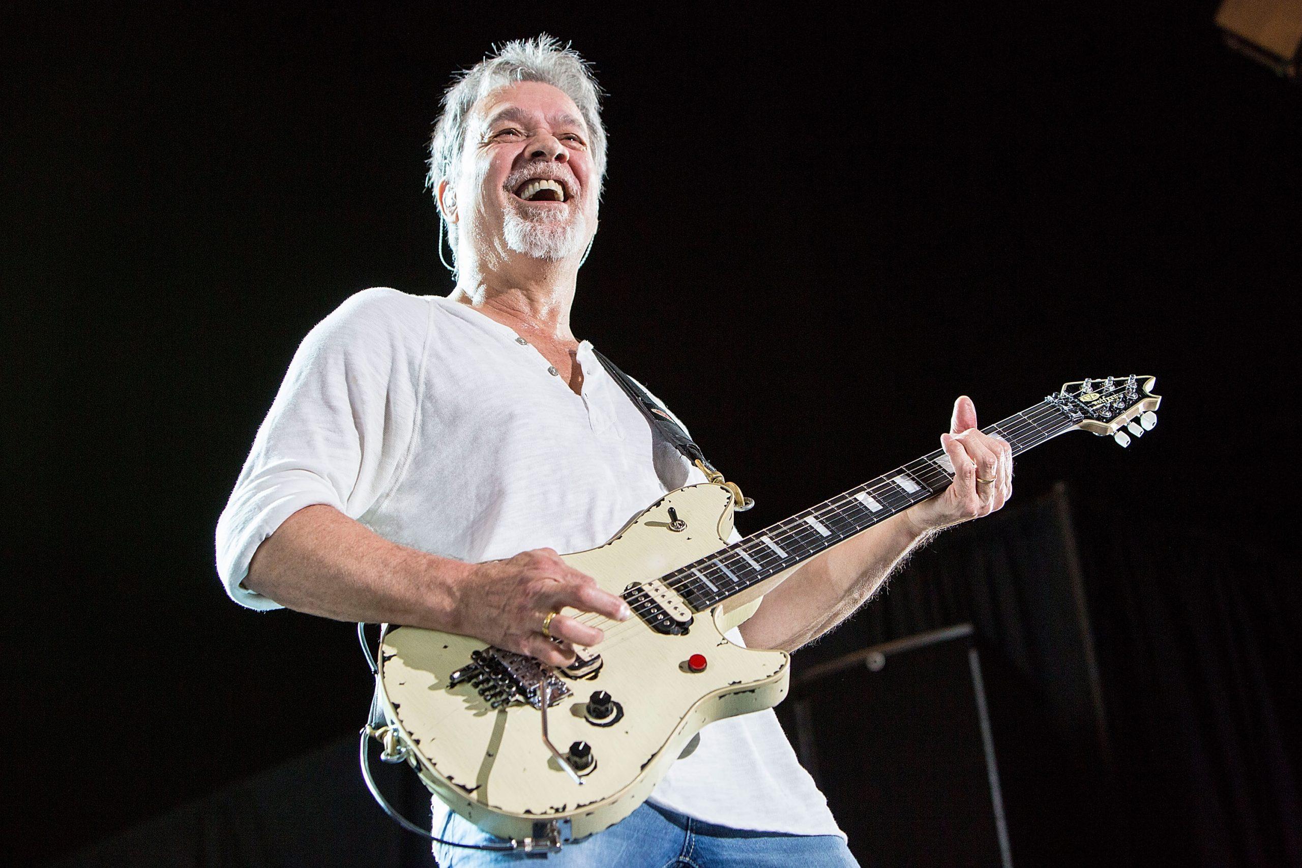 """Así fue la última vez que Eddie Van Halen tocó """"Jump"""" en vivo"""