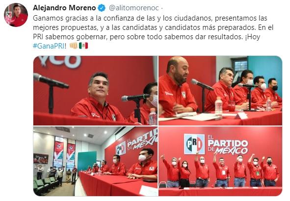 elecciones coahuila PRI 1