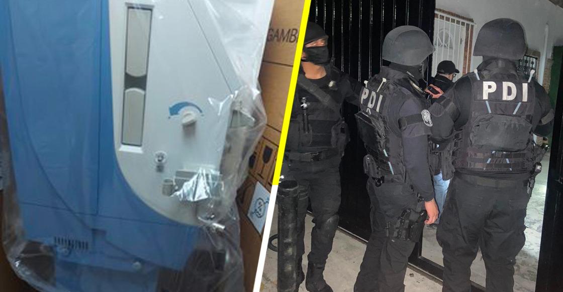 Siguen apareciendo: Encuentran equipos de hemodiálisis robados en la CDMX