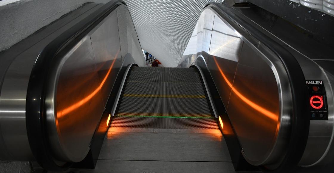 escalera-electrica-metro-tacubaya