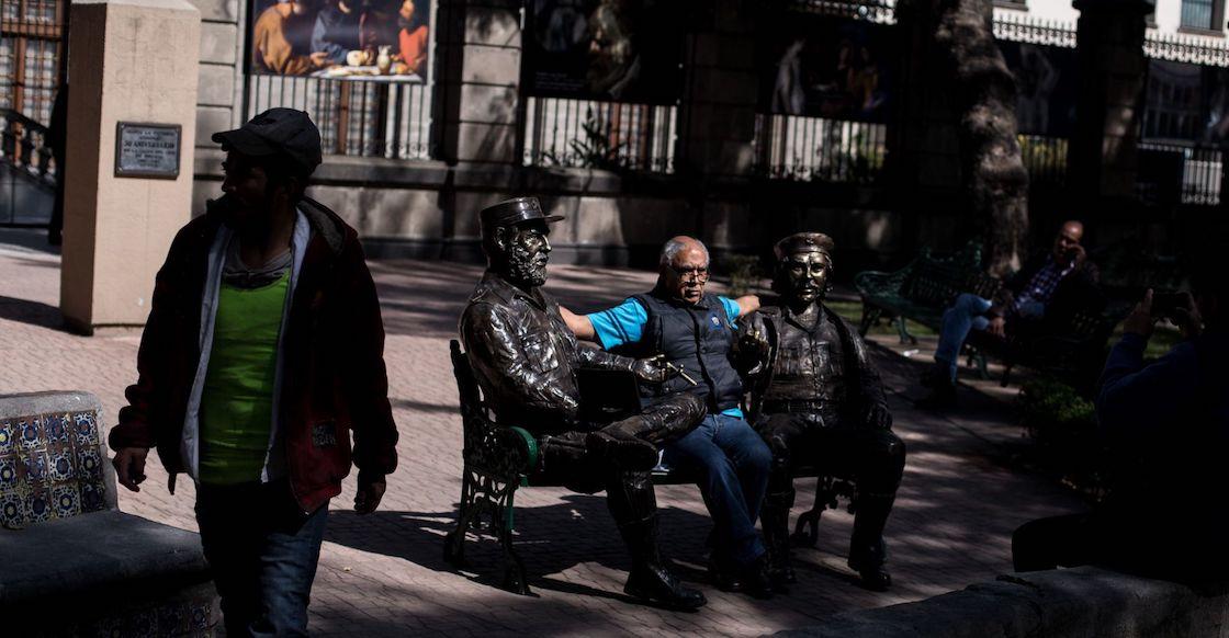 estatuas-che-guevara-fidel-castro-tabacalera
