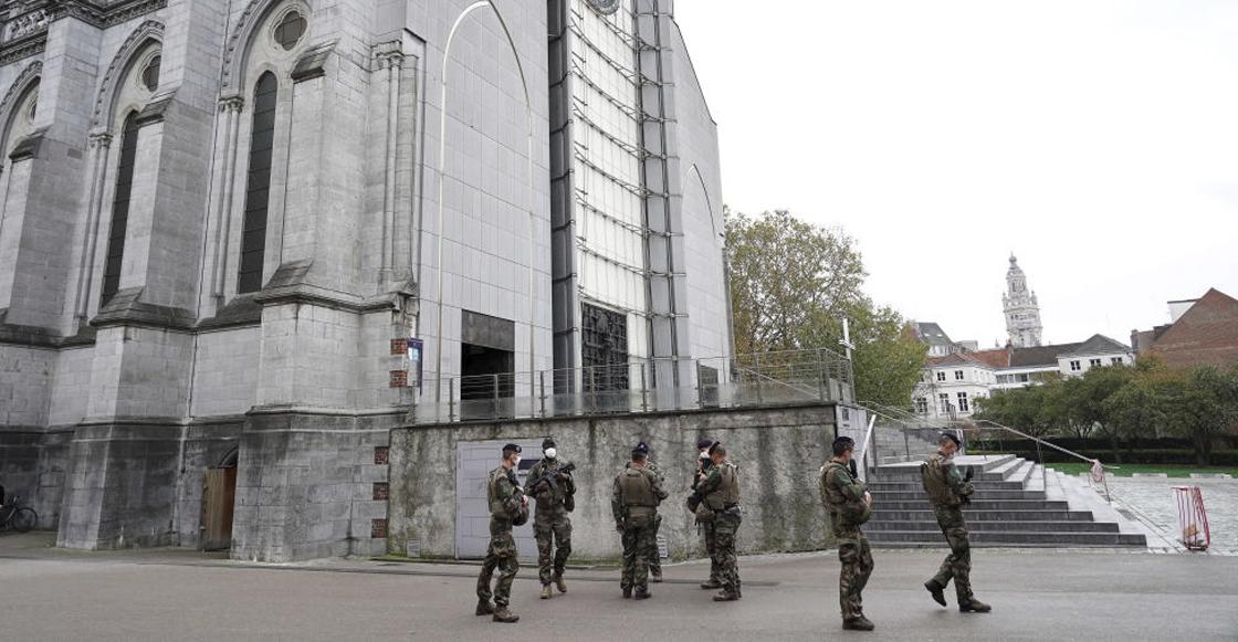 Sujeto dispara a sacerdote en una iglesia de Francia; aumenta la alerta  terrorista