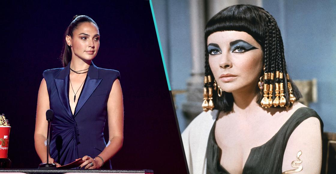 Gal Gadot interpretará a Cleopatra en la nueva biografía de Patty Jenkins