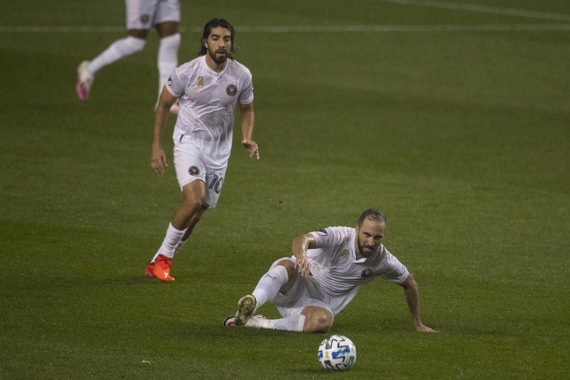 """Higuaín contradice al Inter Miami en caso Pizarro: """"Que vaya a la Selección"""""""