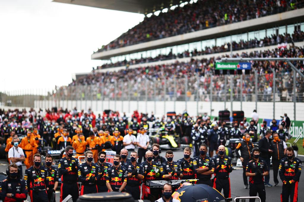 El récord de Hamilton, la remontada de 'Checo' y la pesadilla de Stroll: Lo que nos dejó el Gran Premio de Portugal
