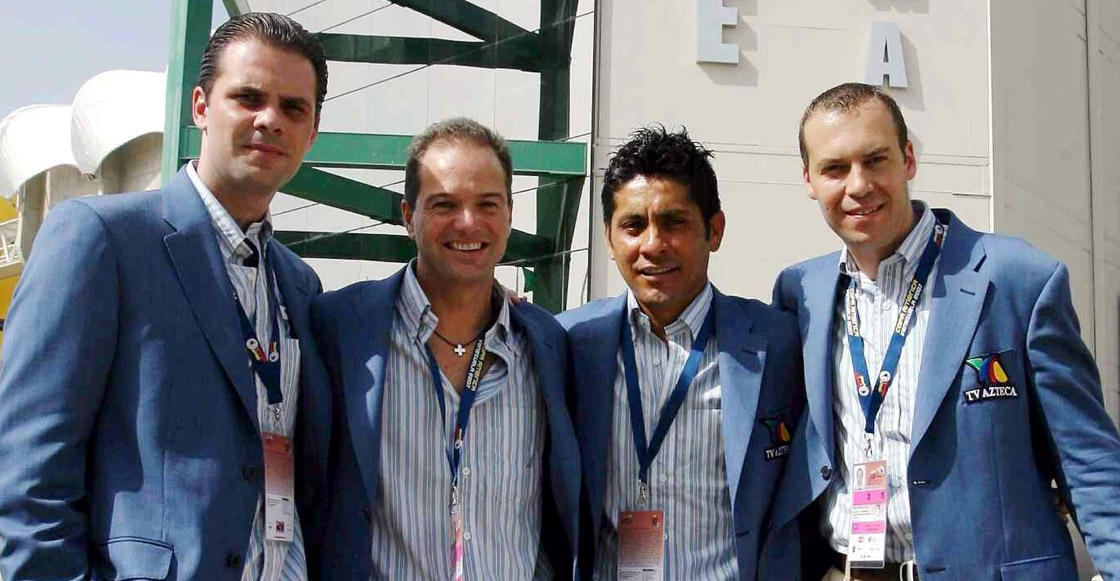 Christian Martinoli revela incómoda anécdota con André Marín, asegura que lo vio desnudo durante el Mundial de 2006