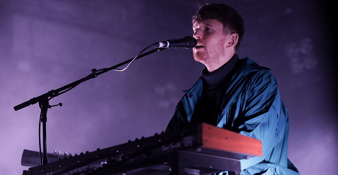 James Blake aprovecha la cuarentena para lanzar un EP llamado 'Before'