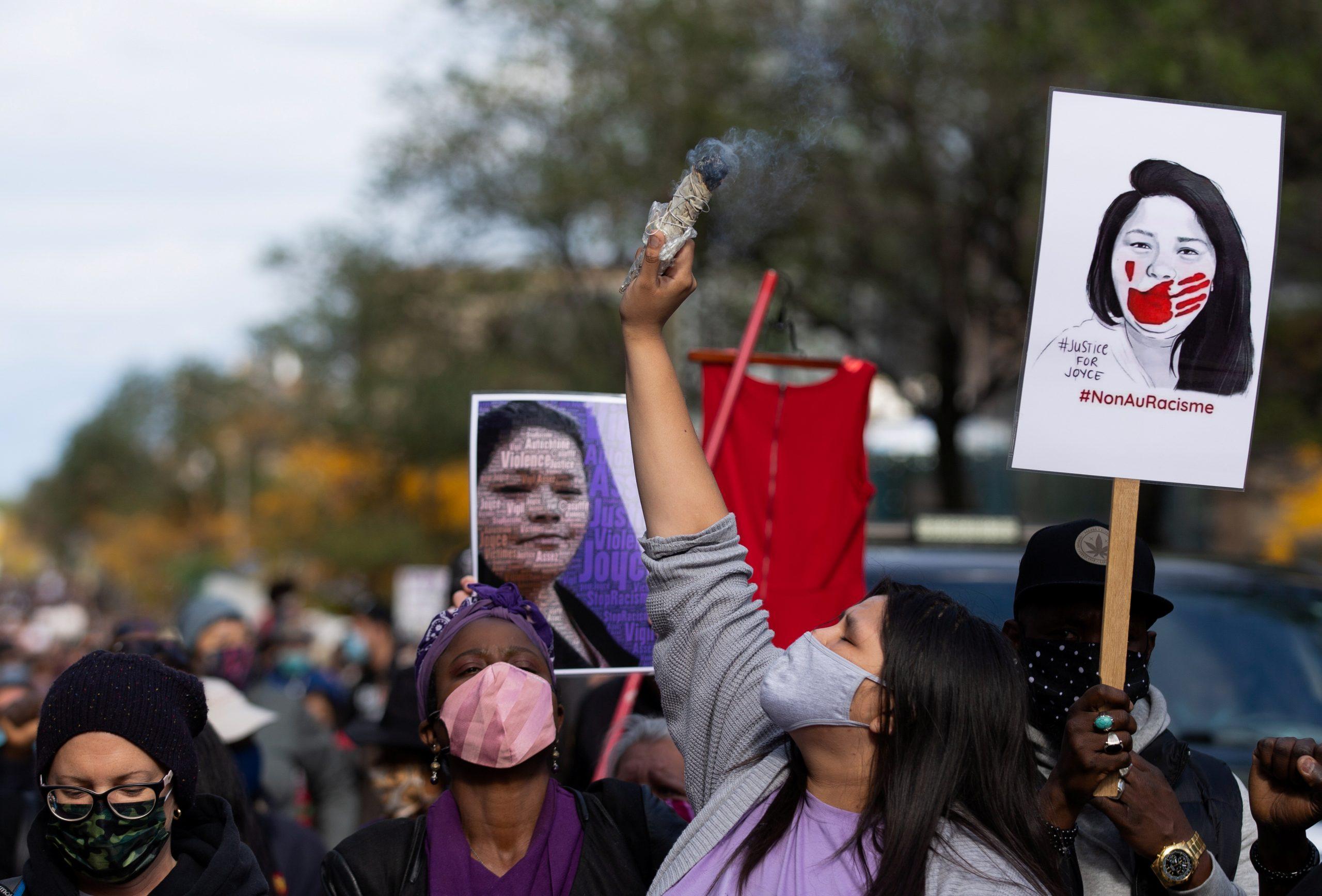 Mujer indígena grabó los insultos racistas de sus enfermeros antes de morir