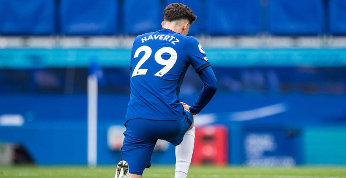 Kai Havertz reveló qué tan difícil ha sido la Premier League para él